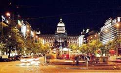 Фото Праги – Новый город
